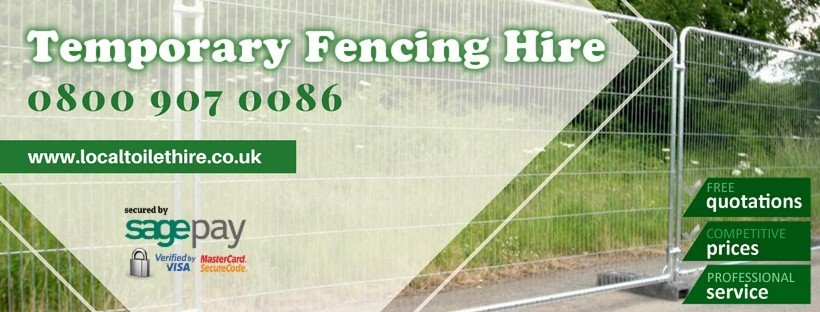Temporary Fencing Hire London