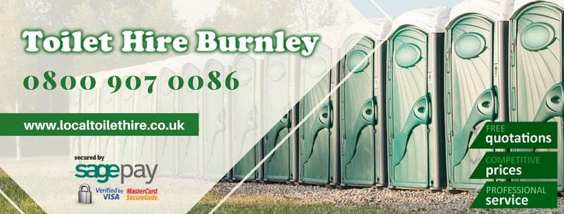 Portable Toilet Hire Burnley