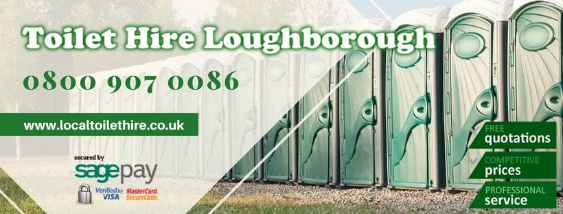 Portable Toilet Hire Loughborough