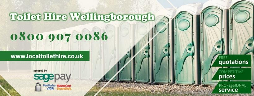 Portable Toilet Hire Wellingborough