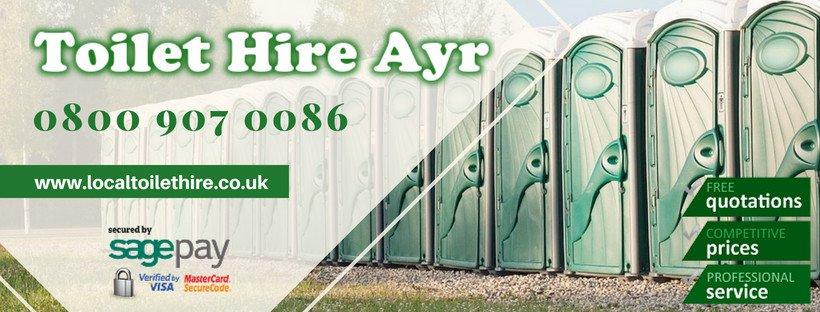Portable Toilet Hire Ayr